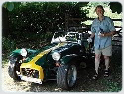 About Us - Caterham