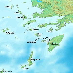 Alimnia Location