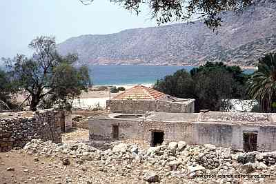Alimnia - Overlooking Village