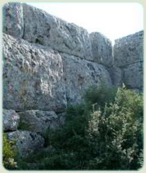 Cyclopean Wall - View 3