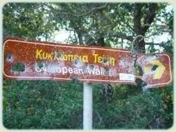 Cyclopean Wall - Signpost