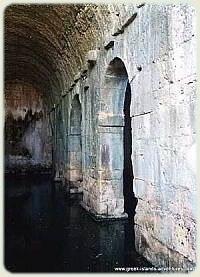 Island of Crete - Roman Cistern