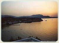 Island of Crete - Sunset
