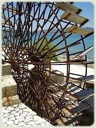 Katavothres - The Water Wheel