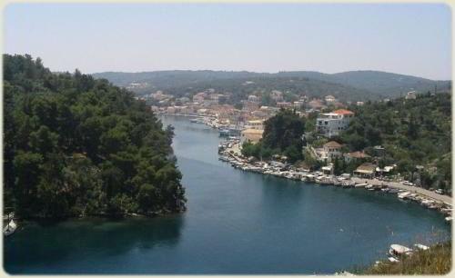 Paxos - Gaios Harbour