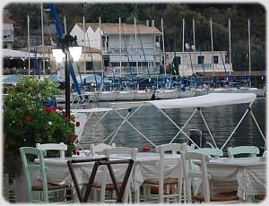 Sailing Flotilla - Flotilla at Sivota