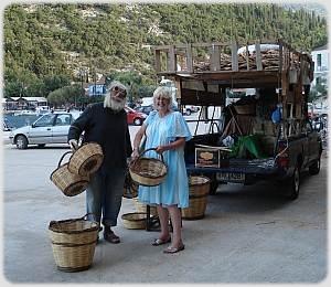 Sailing Flotilla - Frikes Basket Seller