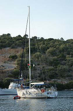 Sailing Flotilla - Beneteau 331