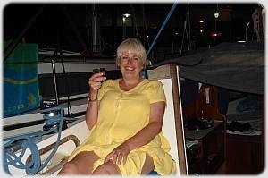 Sailing Flotilla - Sundowner