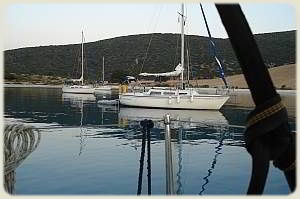 Sailing Flotilla - Tranquil Bay
