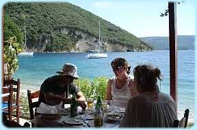 Greek Islands - Beach Taverna