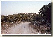 Kefalonia - Cyclopean Wall Track