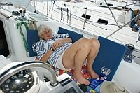 Sailing Flotilla - Relaxing